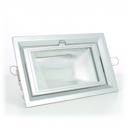 Downlight LED rectangulaire